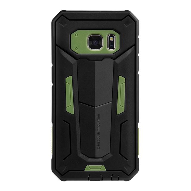 Чехол NILLKIN для Samsung G930/S7 Flat - Defender II Green