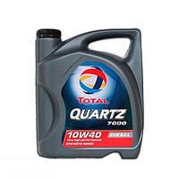 Масло моторное TOTAL QUARTZ Diesel 7000 10W-40 4л