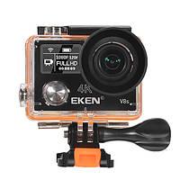 EKEN V8s Экшн-Камера Action Camera 4K Ultra HD 2.4G Дистанционное управнение WiFi 170 градусов Широкий угол Sport DV