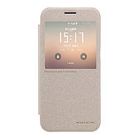 Чехол NILLKIN для Samsung G930/S7 Flat - Spark series Gold