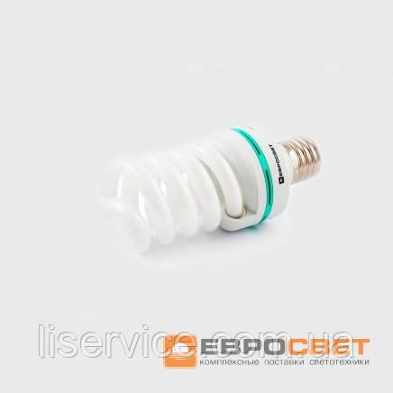 Лампа энергосберегающая Евросвет FS-45-4200-40, 220v