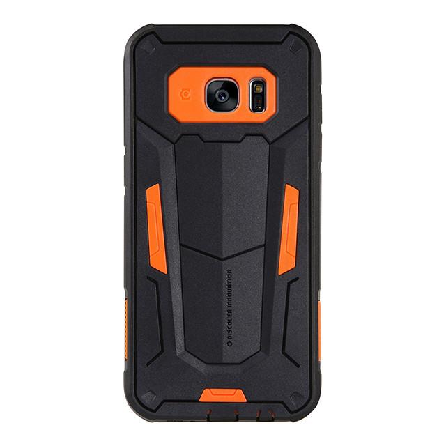 Чехол NILLKIN для Samsung G935/S7 edge - Defender II Orange (6274243)