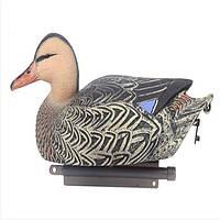 Правда Приключения Охота украшения сада плавающей утки Модель Приманка EVA воды Для Pigeon Wild