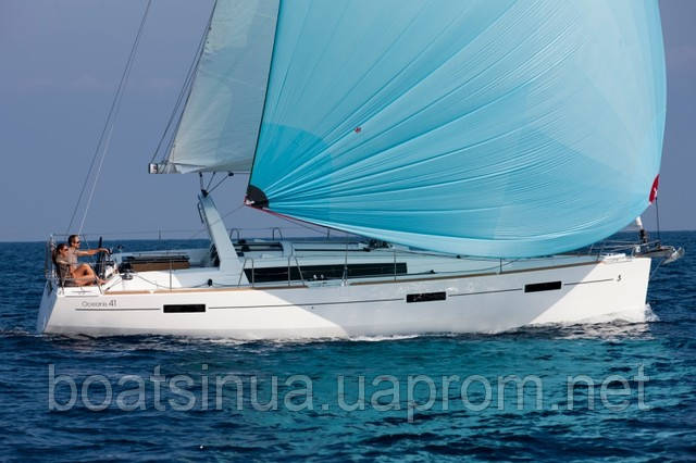 Парусная яхта Oceanis 41