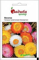 """Семена Гелихризума """"Радуга"""", смесь, 0.2 г, """"Садиба  Центр"""", Украина"""