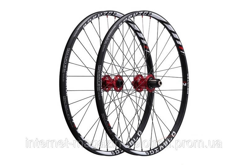 Колеса Novatec DIABLO 26 black