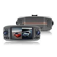DualОбъектив2,7дюймов720PHD Авто Видеорегистратор камера G-сенсор Парковка Монитор Авто Регистратор