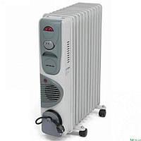Масляный радиатор AFTRON AFOR1350F 13 секций (+ вентил.) 28кв.м.