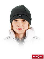 Шапка зимова сіра Reis Польща (захист для голови) CZBAW-THINSUL S