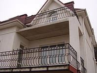 Перила на балкон арт.bo.27