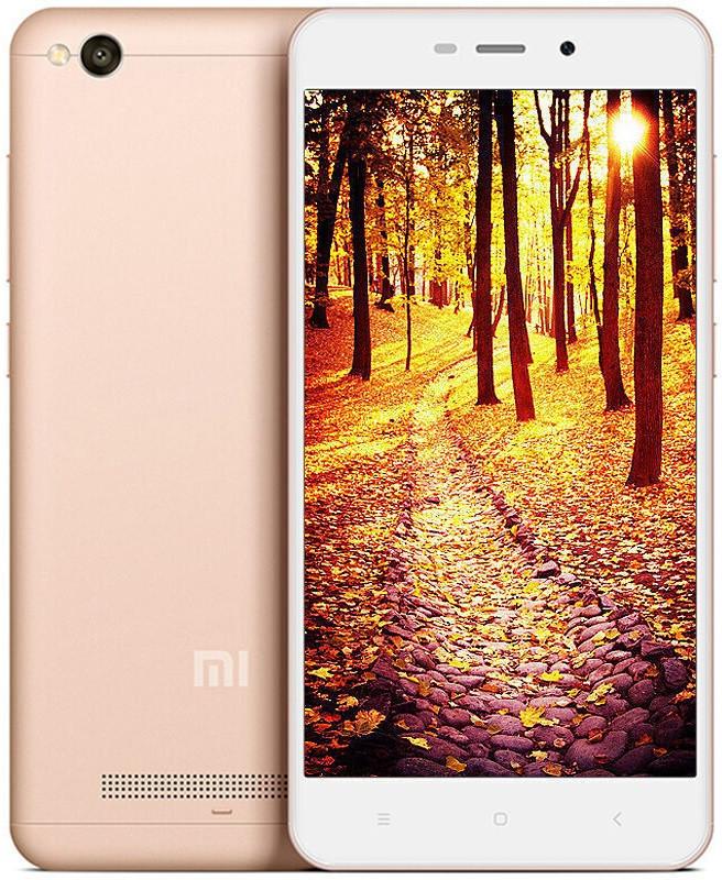 "Смартфон Xiaomi Redmi 4A gold  2/16 Gb, 5"", Snapdragon 425, 3G, 4G"