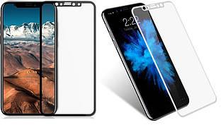 Защитное стекло 3D для iPhone X 10 / Xs / 11 Pro закаленное