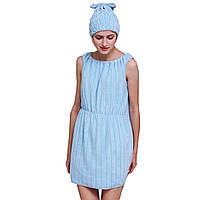 Honana BX-R962 Мягкий халат Женское Ванна Платье Микрофибра Уютная спа-ванна с ванной