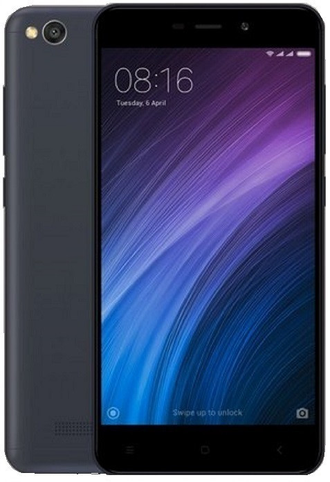 "Смартфон Xiaomi Redmi 4A grey  2/16 Gb, 5"", Snapdragon 425, 3G, 4G"