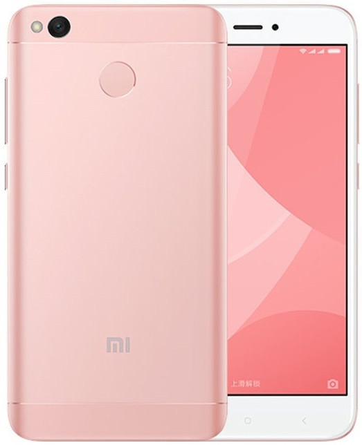 "Смартфон Xiaomi Redmi 4X Pink 2/16 Gb, 5"", Snapdragon 435, 3G, 4G"