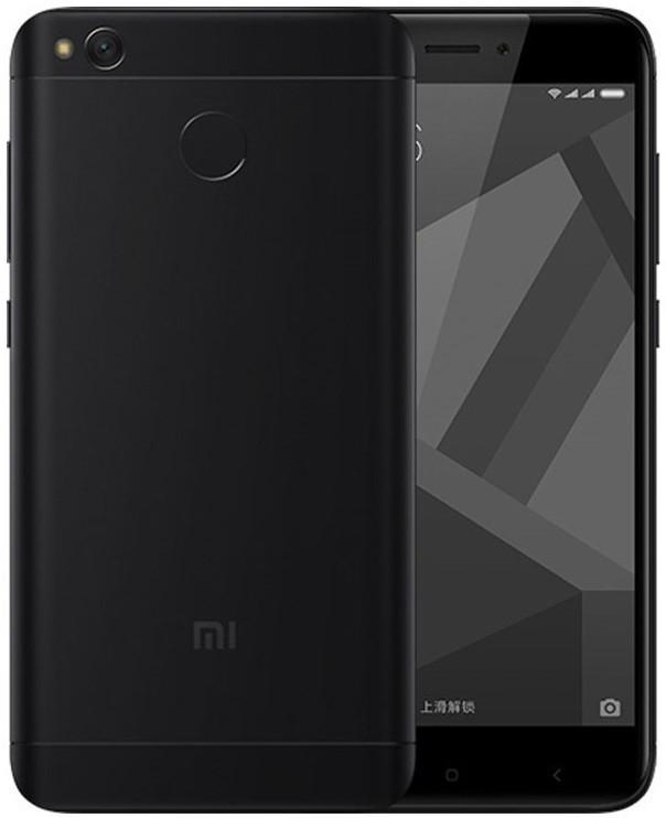 "Смартфон Xiaomi Redmi 4X Black 3/32 Gb, 5"", Snapdragon 435, 3G, 4G"