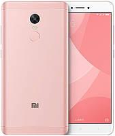 "Xiaomi Redmi Note 4X Pink 3/32 Gb, 5.5"", Snapdragon 625, 3G, 4G"