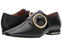 Мокасины (Оригинал) Calvin Klein Bessy Black Smooth Calf/Soft Patent