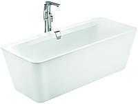 Ванна отдельно стоящая 1800*800*620мм, акриловая, слив-перелив
