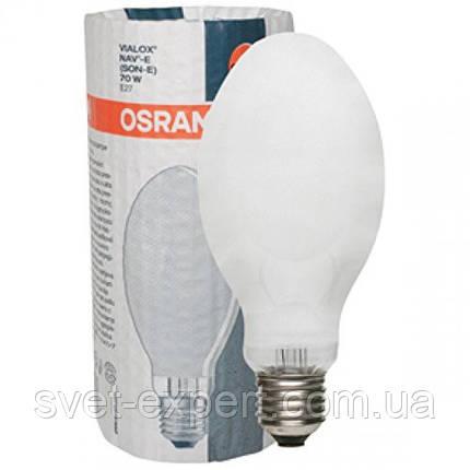 Osram NAV-Е 210W E40 еллипсоидная натриевая лампа, фото 2