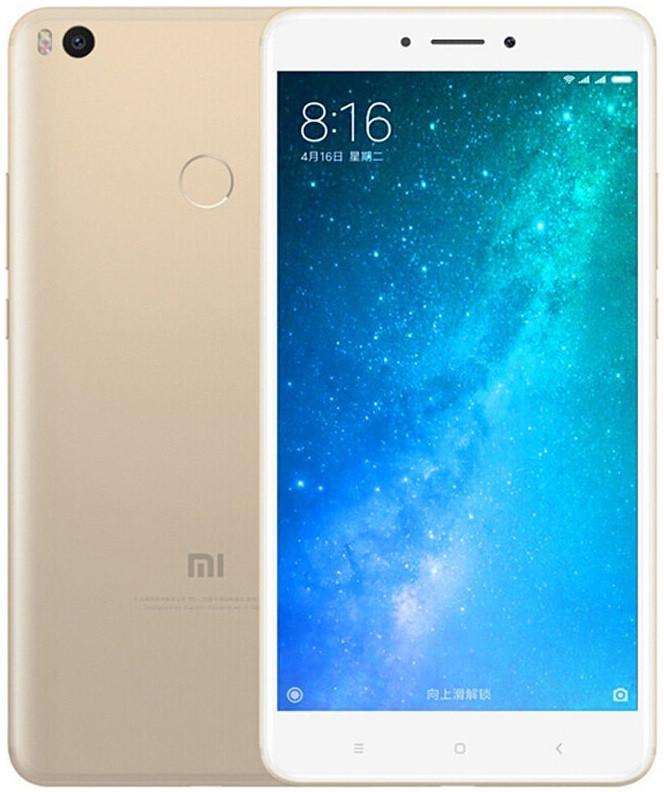 "Смартфон Xiaomi Mi Max 2 Gold 4/64 Gb, 6.44"", Snapdragon 625, 3G, 4G"