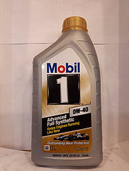 Масло моторное Mobil 1 0W-40 1L