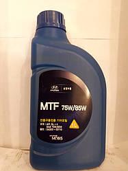 Масло трансмиссионное Hyundai Kia  MTF 75W-85 GL-4   1л