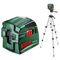 Нивелир лазерный линейный Bosch PCL 10 Set