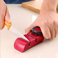 KCASA KC-KS01 Портативный Кемпинг 2-х ступенчатый мини-нож для резки точильной машины для точильного станка Инструмент