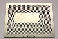 Трафарет BGA I3 intel cpu, шар 0,45 мм