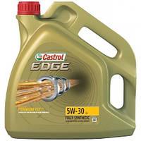 Олива моторна Castrol EDGE FST 5W-30 LL 4л.