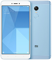 "Xiaomi Redmi Note 4X Blue 3/32 Gb, 5.5"", Snapdragon 625, 3G, 4G"