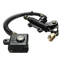 14 мм Задний тормозной цилиндр Масло Резервуар мотоцикл Яма-байк ATV