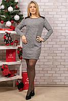 Женское теплое платье. RBOSSI P19. Размер 44-46.