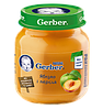 Пюре Gerber Яблоко и персик, 130 г