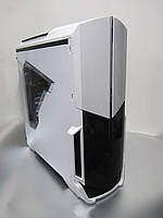 Стильный компьютерный корпус Thermaltake Versa N21 White для геймеров, фото 1
