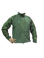 "Куртка ""milt-1"" ткань ""Soft-Shell"" с накладками на плечах и рукавах, фото 1"