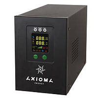 Гибридный инвертор AXEN.IS-1500 +стабилизатор 1500ВА (1050Вт), 24В + MPPT контроллер 40А 24В