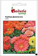 "Семена цветов Гербера Джеймсона, 0.1 г, ""Садыба центр"", Украина"