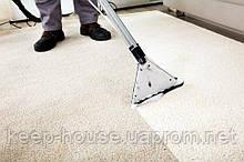 Хімчистка килимів вдома