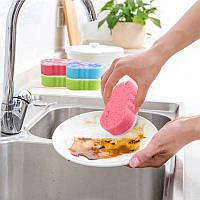 KCASA KC-CS12 Сильная очищающая губка для обеззараживания Щетка Ластик для скруббера Волшебный Кухонная посуда