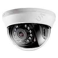 1 Mp HD-TVI Камера видеонаблюдения Hikvision DS-2CE56C0T-IRMM (2.8 мм)