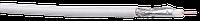 ITK Кабель связи коаксиальный RG6, 75 Ом, FPE, PVC, 305м, белый