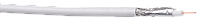 ITK Кабель связи коаксиальный RG6, 75 Ом, FPE, PVC, 305м, белый (CC1-R6F1-111)