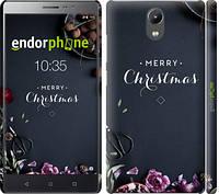 """Чехол на Lenovo Phab 2 Merry Christmas 2 """"4110c-956-7290"""""""