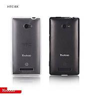 Чехол для HTC 8X - Yoobao 2 in 1 Protect case