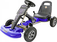 Каталка-автомобиль с педалями Карт Polesie 49551