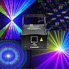 Анимационный лазер U1000 RGB+