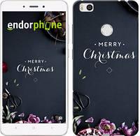 """Чехол на Xiaomi Mi A1 Merry Christmas 2 """"4110u-1132-7290"""""""