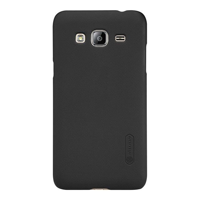Чехол NILLKIN для Samsung J3/J300/J320 - Super Frosted Shield Black (6279943)
